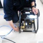 エンジン式高圧洗浄機
